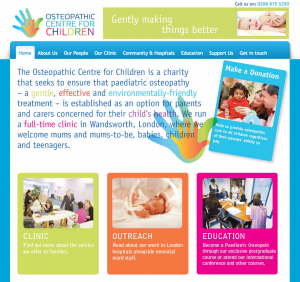 Paediatric Osteopathy in London  Osteopathic Centre for Children   Paediatric Osteopathy